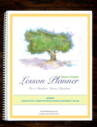 1 Student Planner Cover